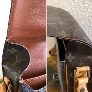 Louis Vuitton Bags - Authentic Vintage LV MM Cartouchiere